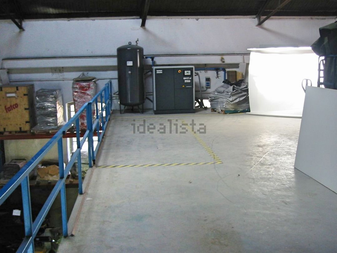 Nave industrial en venta en Andoain
